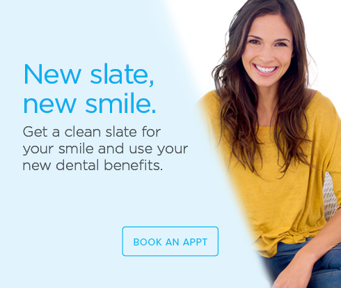 Craig Ranch Dental Group - New Year, New Dental Benefits