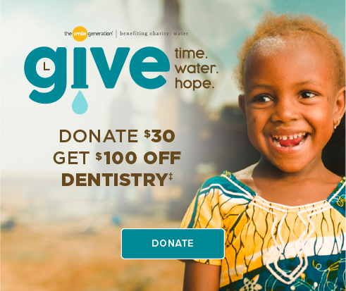 Donate $30, Get $100 Off Dentistry - Craig Ranch Dental Group
